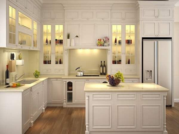 kitchen with cooktop